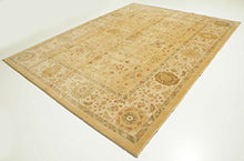 "Load image into Gallery viewer, Oushak rug 9'3""x11'11"" (281x363 cm) Oriental Carpet"