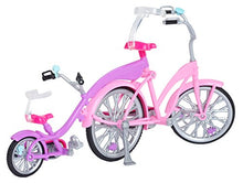 Load image into Gallery viewer, Mattel 25BLT06 Tandem Bicycle