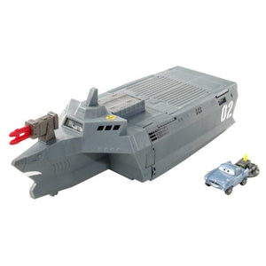 Disney Cars 2 Action Agents Battle Station Playset