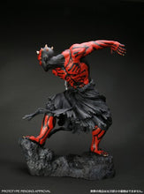 Load image into Gallery viewer, Star Wars star images Darth Maul Artfx Statue