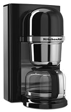 Load image into Gallery viewer, KitchenAid KCM0802OB Pour Over Coffee Brewer, Onyx Black