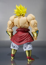 Load image into Gallery viewer, Bandai Tamashii Nations SH Figuarts Broly Dragon Ball Z Action Figure