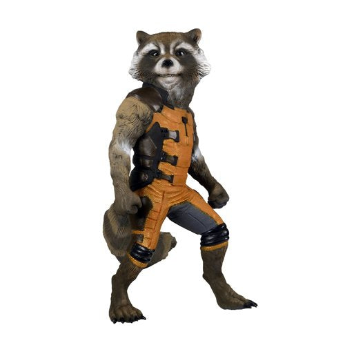 NECA Guardians of The Galaxy Full Size Rocket Raccoon Figure