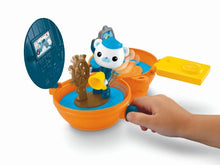 Load image into Gallery viewer, Fisher Price Toy - Octonauts Barnacles On the Go Pod Figure Playset