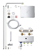 Load image into Gallery viewer, Grohe Smart-Control Shower System, Chrome, 310 mm