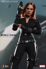 Load image into Gallery viewer, Hot Toys - Htmms239 - Movie Figure - Captain America - The Winter Soldier - Black Widow - Scale 1:6