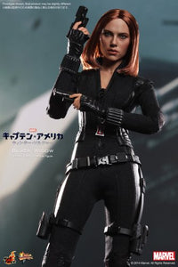 Hot Toys - Htmms239 - Movie Figure - Captain America - The Winter Soldier - Black Widow - Scale 1:6
