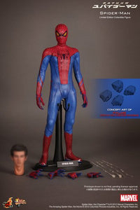 Hot Toys - The Amazing Spider-Man Movie Masterpiece Action Figure 1/6 Spide