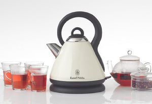 Russell Hobbs Heritage Kettle 18256, 1.8 L - Country Cream