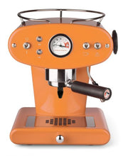 Load image into Gallery viewer, Francis Francis X1 Ground Coffee Machine, Orange