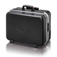 "Load image into Gallery viewer, KNIPEX 00 21 41 LE ""BIG Twin-Move"" tool case with integrated wheels and telescopic handle"