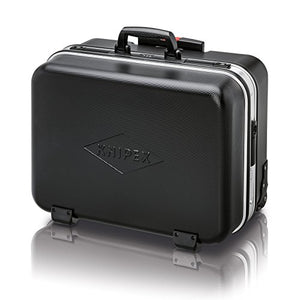 "KNIPEX 00 21 41 LE ""BIG Twin-Move"" tool case with integrated wheels and telescopic handle"