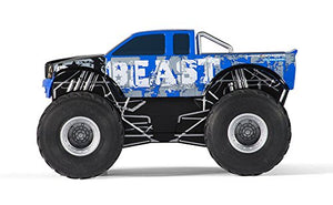 Scalextric 1:32 Scale Monster Truck Mayhem Race Set