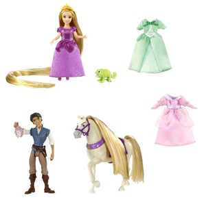 Disney Princess Tangled Rapunzel Deluxe Story Bag