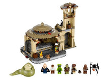 Load image into Gallery viewer, LEGO Star Wars 9516: Jabba's Palace