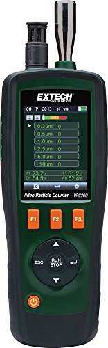 Extech Instruments VPC300 Video Particle Counter with Built-in Camera