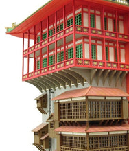 Load image into Gallery viewer, Spirited Away: Aburaya (Bathhouse) MK07-10 (Assembly Paper Craft)
