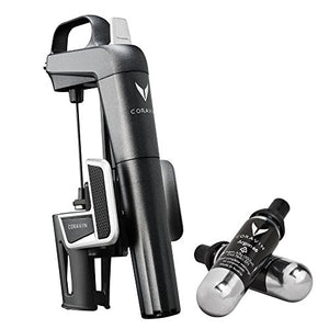 Coravin Model Two Gray Wine System Stainless Steel