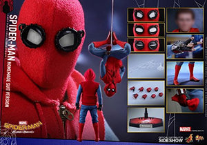 "Spider-Man: Homecoming"" 1/6 Scale Figure Spider-man (Home Made Suit Version)"