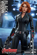 Load image into Gallery viewer, Disney Hot Toys 1:6 Scale Avengers Age of Ultron Black Widow Figure