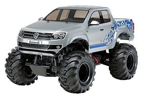 Tamiya 300058603 1: 10 RC Volkswagen Amarok Custom Lift Vehicles
