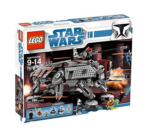 LEGO Star Wars 7675 AT-TE Walker