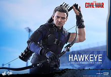 Load image into Gallery viewer, Hot Toys HT902684 1:6 Scale Hawkeye Captain America Civil War Figure