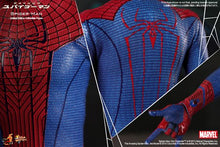 Load image into Gallery viewer, Hot Toys - The Amazing Spider-Man Movie Masterpiece Action Figure 1/6 Spide