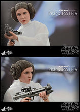 Load image into Gallery viewer, Hot Toys HT902490 1:6 Scale Princess Leia Figure