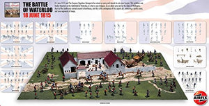 Airfix 1:72 Scale Battle of Waterloo 1815 Model Kit