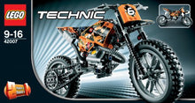 Load image into Gallery viewer, LEGO Technic 42007: Moto Cross Bike