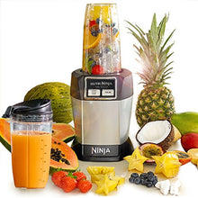 Load image into Gallery viewer, Ninja Nutri Pro Complete Personal Blender 900W - BL470UK - Silver