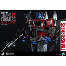 Load image into Gallery viewer, Hot Toys Optimus Prime Starscream Version Collectable Figure