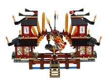 Load image into Gallery viewer, LEGO Ninjago 2507: Fire Temple