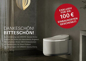 Grohe 39354SH0 | Sensia Arena Shower Toilet