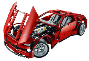 LEGO Technic 8070: Supercar