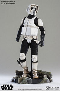 Sideshow Collectibles 1:6 Scale Scout Trooper Figure