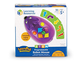 Learning Resources Code and Go Robot Mouse Classroom Set