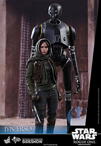 Hot Toys Star Wars Rogue One 4897011182636 Jyn Erso 27cm Multicolour Collectible Figure