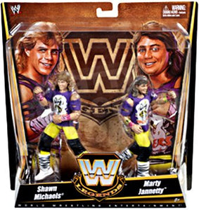 WWE Legends (EXCLUSIVE) The Rockers Tag Team Pack