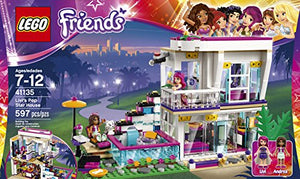 LEGO Friends Livi's Pop Star House 41135