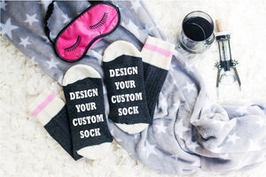 Personalized Ladies Socks