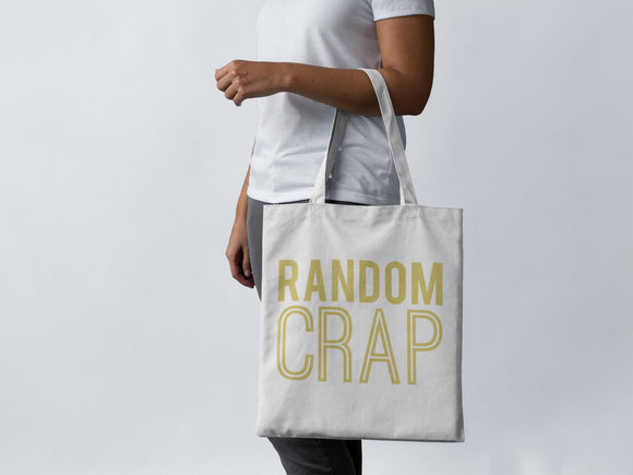 Random Crap Tote Bag