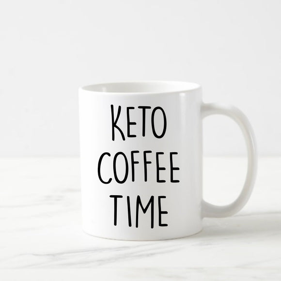 Keto Coffee Time Mug