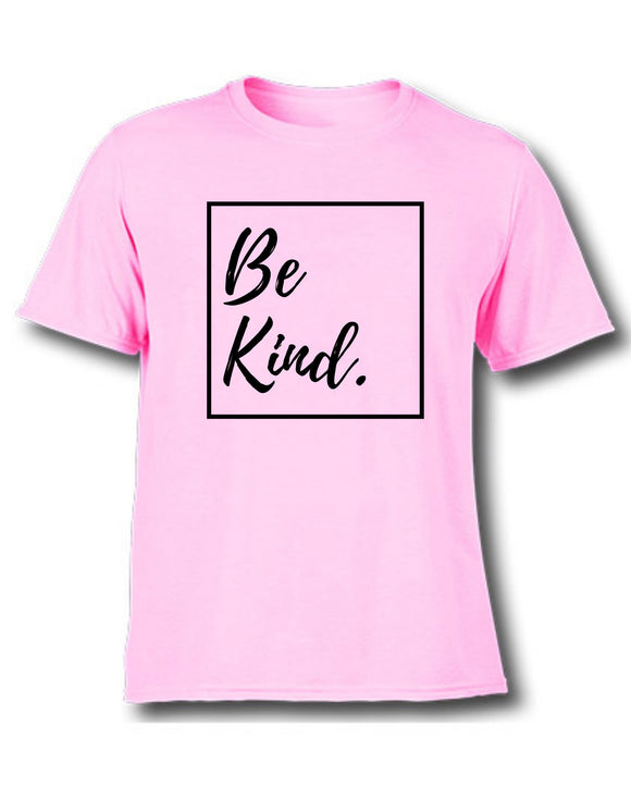 Be Kind Adult T-Shirt