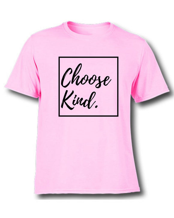 Choose Kind Adult T-Shirt