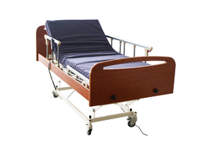 3 Crank Electrical Bed - Home design