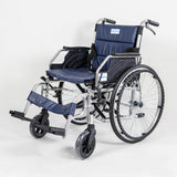 "Bion 20"" Heavy Duty Detachable Wheelchair"