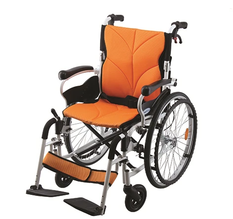 Easy Lightweight Detachable Wheelchair