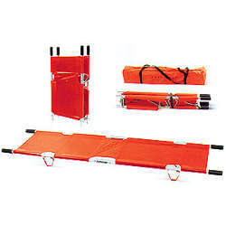 Double Fold Emergency Stretcher